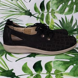 - Sanita FORTUNE lace up fashion sneakers ox…